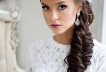 COIFFURE MARIAGE / Coiffures et attaches pour sublimer vos cheveux de mariée