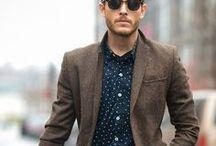 LOOKS HOMME / Des inspirations mode pour l'homme en fonction de son style et de ses goûts.