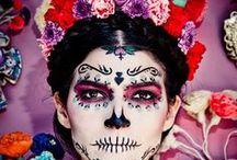 Halloween make up / Un maquillage spécial Halloween pas trop ringard, découvrez les inspirations