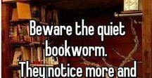 BooksFandom / For those who enjoy a good book and silence.