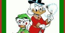 Scrooge McDuck / Favourite hero/role model of all time.