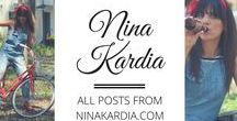 All posts from NinaKardia.com / Posts from my unconventional lifestyle blog - adulting, minimalism, mental health and how to pursue your dream life.