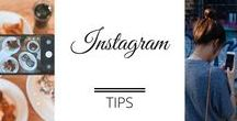 Biz Tips - Instagram / Instagram tips - how to get more followers, get more instagram likes, grow your following and use Instagram to grow your business or drive traffic to your blog.