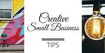 Biz Tips - Creative Small Business /  Tips for small business owners, creatives and creative business owners on how to price, package and market your products and services without losing your mind or your work/life balance.