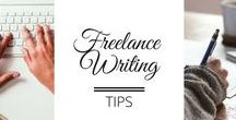 Biz Tips - Freelance Writing / Tips for freelance writing, freelance blogging, pitches and how to make money as a freelance writer or freelance creative.