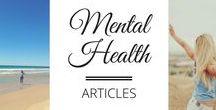 Articles - Mental Health
