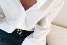 Style - White Shirts