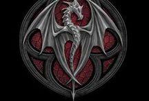 [FK] Magical creatures - dragons
