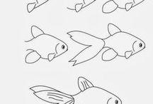 [FK] Drawing tutorials - Animals