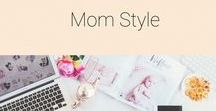 HUSTLE + MOM | Style / My closet wish list. Fashion inspiration for busy moms