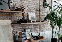Bohemian Dream Home / A mix of free spirit and a dash of minimalism, this is the makings of the home of my dreams. The best way to bring together body, mind, and soul.
