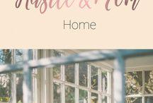 HUSTLE + HOME | Home Decor Ideas/Projects / Home decor Ideas/inspiration