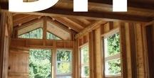 TINY HOME DIY ! / Design your own tiny home. Make it yours with no hassle of settling for someone else's choices or interior layout. Make it your OWN.