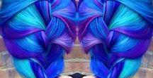 Hair Color tutorial ✃❤♛✿❥დ❣