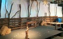 A Kindergarten Nativity Set: Christmas Pageant Ideas