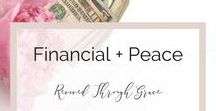 Financial + Peace / Financial Peace, Personal Finance, Debt Free, Debt Snowball, Dave Ramsey, Baby Steps, Budget Advice, Money Saving Tips, Savings Ideas,  Savings Hacks, Retirement Insights, Frugal Living, Finance Tips, Finance Advice, Finance Hacks, Finance Ideas, Budget Tips, How to Earn Money, Where to Earn Money Online, Budget for Vacations, Making a Budget, How to Budget