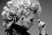 Hair, nails and beyond /  hair, make-up, pretty, funky, fun, outrageous  / by Kelly Stevenson