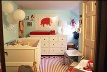 kids rooms / by Jessica Owens