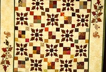 Quilty Friends--QUILTS / QUILTS made by my local quilt friends.  / by Nonnie