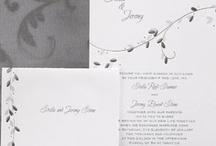 Winter Wedding Theme / Winter Wedding Ideas and Winter Wedding Invitations