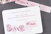 "Steal Magnolias Wedding - ""Pink is My Signature Color!"" / Pink Wedding Ideas and Pink Wedding Invitations"