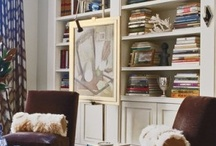 built-ins & casework / by Marks & Frantz Interior Design