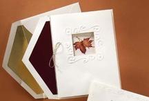 Fall Wedding Ideas / Fall Wedding Ideas and Fall Wedding Invitations