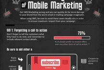 Mobile Marketing / #Mobile #Marketing #Infographic #Stats #MobileMarketing #mobilepayments #mobilebanking #mobilehealth #mobilesocial