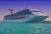 Everything Cruise / Free buffets? No foreign taxis? Let me board! / by Coast to Coast Grand Getaways