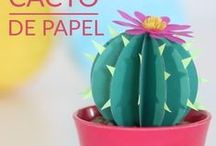 .❥ DIY Paper / Papel / Artesanato em papel, arte em papel, embrulhos feitos com papel... Tudo o que se pode criar com papel. Adoro papel, e você?  .❥All kinds of ideas using paper! Paper crafts, paper art, paper decoration! Get inspired and make your own paper projects!