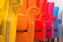 Colorful Decor / by PANTONE COLOR