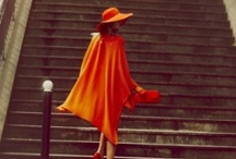 Tangerine Tango / by PANTONE COLOR