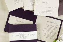 Purple Wedding Ideas / Purple, the color of royalty and endless possibilities......