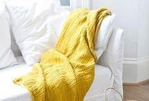 BLANKETS-MANTAS Y MANTITAS DE SOFÁ. / CARIÑOSOS ABRAZOS TEXTILES........... para pequeños grandes momentos en la cama o en el sofá. / by Remei Salvadó