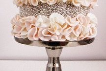 Let Them Eat Cake or Cupcakes! / Wedding Cakes and Cupcakes We Love.........