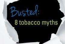 Kick the Smoking Habit / Tips to help you quit smoking and avoid secondhand smoke and tobacco.