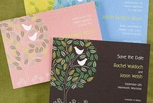 Bird Themed Wedding Ideas / Look at those two love birds........