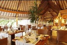 Dining in the Islands of Tahiti