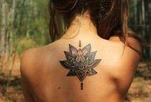 tattoos / by Megan Krzynowek