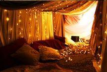 my bedroom. / What I should do in my present bedroom. #bedroom #creative / by Julia Hasenoehrl