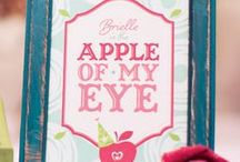 Apple of Our Eye First Birthday / First birthday party ideas  / by Melissa Bohlig Reichert