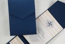 Nautical Wedding Ideas / Helping get your wedding ship shape with fun ideas for a nautical theme!