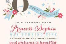 princess bday / by Jessica Owens