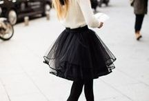 Skirts and Flirts / Your destination for all things skirts. Tulle, lace, full, midi, maxi, and more!