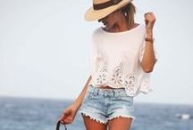 Vacation and Cruise Outfits / Cruise and travel outfits for tropical vacations.
