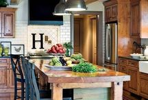 Kitchen & Pantry Ideas