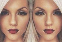 makeup.
