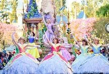 disney park princesses.