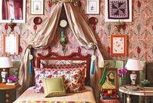 MASTER BEDROOM INSPIRATION / My design inspirations and wishlist for my master bedroom makeover.
