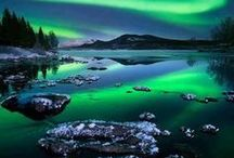 Aurora Borealis / Aurora Borealis, Northern Lights